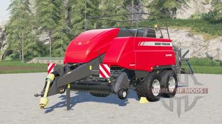 Massey Ferguson 2270 XD〡100 mètres de largeur de travail pour Farming Simulator 2017
