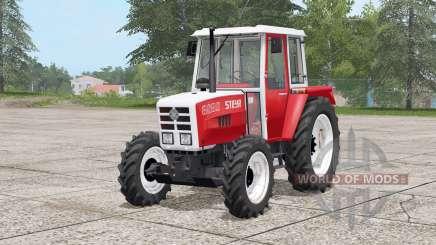 Steyr 8080A〡pendelachse für Farming Simulator 2017