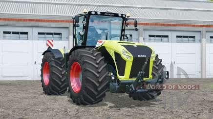 Claas Xerion 5000 Trac VC〡full éclairage pour Farming Simulator 2015