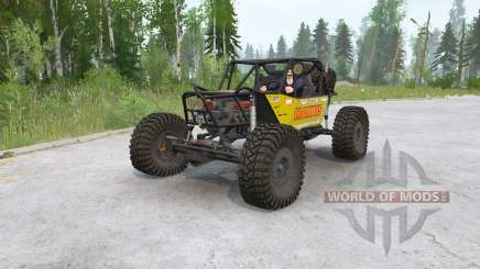 Ultra 4 buggy pour MudRunner