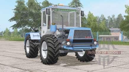 Skoda ST 180〡 trois types de roues pour Farming Simulator 2017