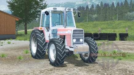 Massey Ferguson 698T〡 portes d'ouverture pour Farming Simulator 2013