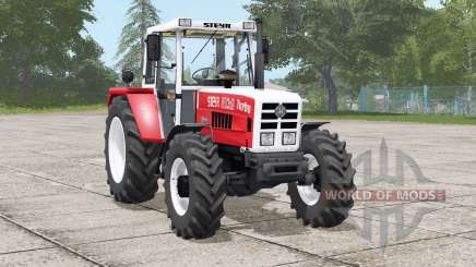 Steyr 8130A Turbo〡pendelachse für Farming Simulator 2017