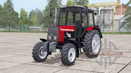 MTH 820 Biélorussie〡Agropanonka pour Farming Simulator 2017