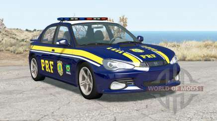 Hirochi Sunburst Brazilian PRF Police v1.2 pour BeamNG Drive