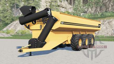 Coolamon 60T Chaser Bin pour Farming Simulator 2017