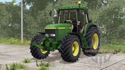 John Deere 6810〡hat grundlegendes Skript für Farming Simulator 2017