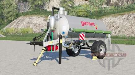Kotte Garant VE 8.000 〡wheels sélection pour Farming Simulator 2017