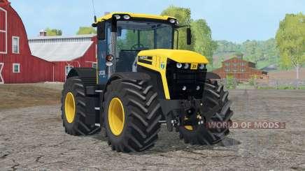 JCB Fastrac 4220〡animierter Stuhl für Farming Simulator 2015