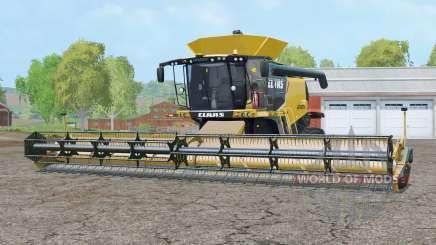 Claas Lexion 770 TerraTrac〡American Version pour Farming Simulator 2015