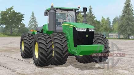 John Deere 9R Serie〡High Poly Modell für Farming Simulator 2017