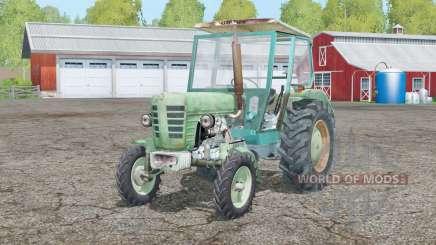 Ursus C-4011〡avec ou sans direction autoreturn pour Farming Simulator 2015