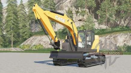 Case CX245D SR für Farming Simulator 2017
