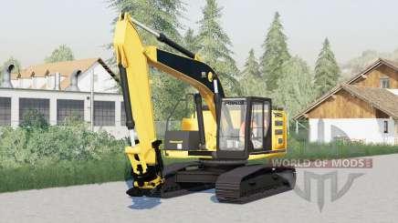 Caterpillar 320E LRR für Farming Simulator 2017
