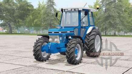 Ford 7810〡Räder Auswahl für Farming Simulator 2017