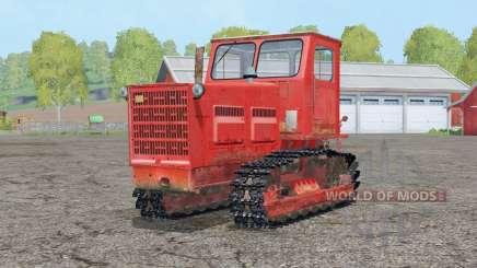 T-4A〡reguliertes Vordach für Farming Simulator 2015