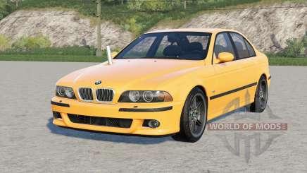 BMW M5 (E39) 2001 für Farming Simulator 2017