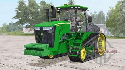 John Deere 9RT series für Farming Simulator 2017