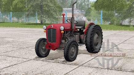 IMT 533 DeLuxe〡old Gebrauchtreifen für Farming Simulator 2017