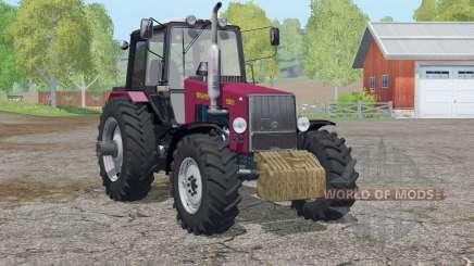 MTH 1221B Weißrussland〡inprit Gegengewicht für Farming Simulator 2015