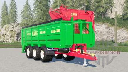 Hawe RUW 4000 für Farming Simulator 2017