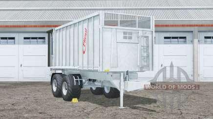 Fliegl TMK 266 Bull〡fruit et fumier pour Farming Simulator 2015