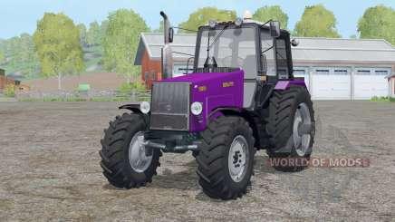 MTH 1221B Belarus〡dynamischer Auspuff für Farming Simulator 2015