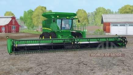 John Deere S690i〡washable pour Farming Simulator 2015