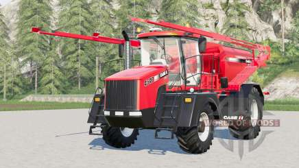 Étui IH Titan 4540〡 fertilisateur et épéiste à chaux pour Farming Simulator 2017