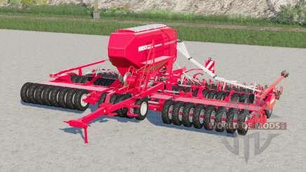Horsch Pronto 9 DC〡 capacités de jalonnement pour Farming Simulator 2017