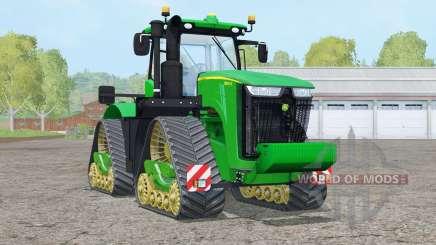 John Deere 9560RX〡 contrôle interactif pour Farming Simulator 2015