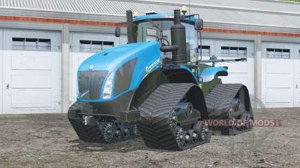 New Holland T9.700〡treibende Partikel für Farming Simulator 2015