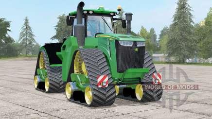 John Deere 9RX series für Farming Simulator 2017