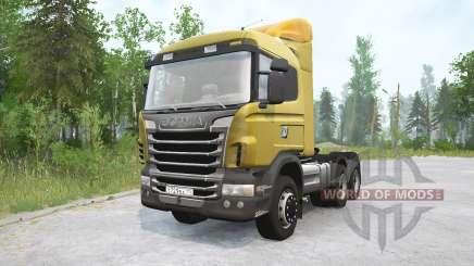 Scania R730〡Swers für MudRunner