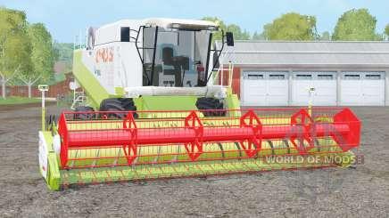 Système d'épuisement claas Lexion 480〡dynamique pour Farming Simulator 2015