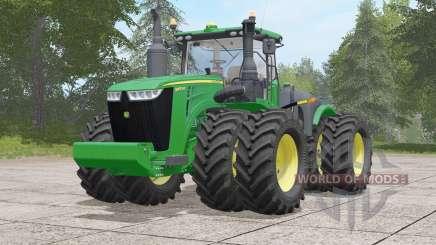 John Deere 9R series für Farming Simulator 2017