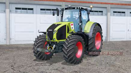 Animation Claas Axion 950〡wipers pour Farming Simulator 2015