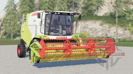 Claas Tucano 320〡 la tête pour Farming Simulator 2017