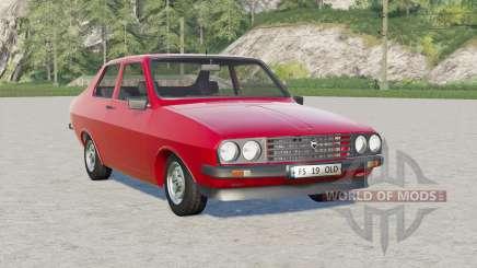 Dacia 1410 S 1984 pour Farming Simulator 2017