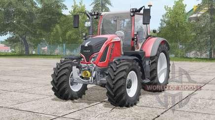 Fendt 500 Vario〡modifiés pour Farming Simulator 2017