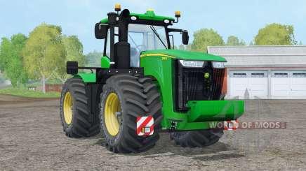 Miroirs de travail de John Deere 9560R 〡 pour Farming Simulator 2015