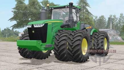 John Deere 9R Serie〡neue Modellteile für Farming Simulator 2017