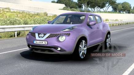 Nissan Juke (YF15) 2015 v1.5 pour American Truck Simulator