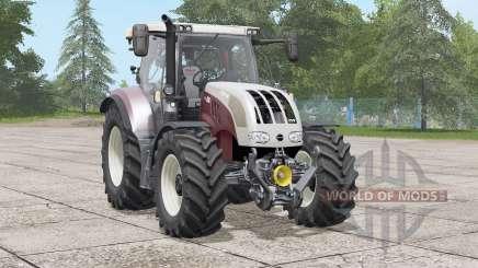 Steyr 6100 CVT〡Innenbeleuchtung für Farming Simulator 2017