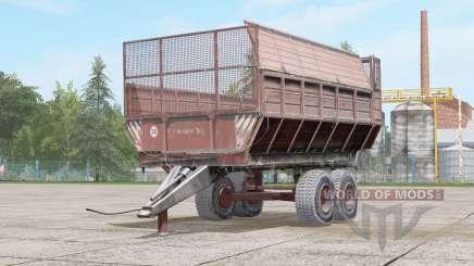 PIM 40〡 transporte les cultures de base pour Farming Simulator 2017