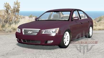 Hyundai Sonata (NF) 2006 pour BeamNG Drive