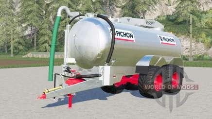 Pichon 18000 L für Farming Simulator 2017