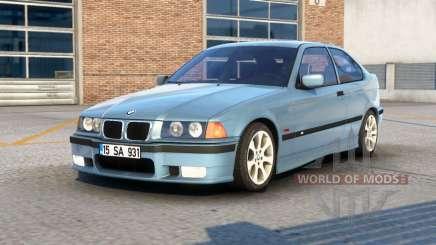 BMW M3 compact (E36) 1996 v1.4 pour American Truck Simulator