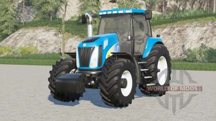 New Holland TG series für Farming Simulator 2017
