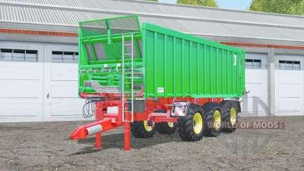 Kroger Agroliner TAW 30〡 avec embrayage pour Farming Simulator 2015